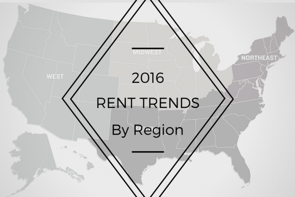 Rent Trends by Region