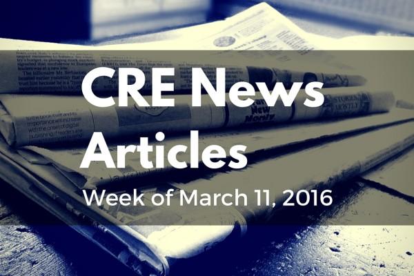 CRE News Articles - REscour