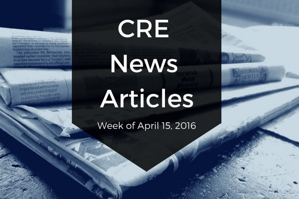 CRE News Articles - Rescour April 15
