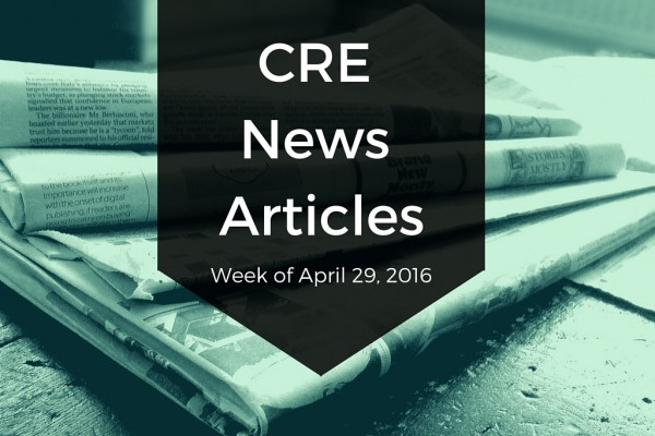 CRE News Articles - Rescour April 29