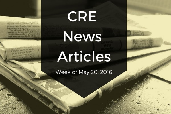 CRE News Articles - Rescour May 20