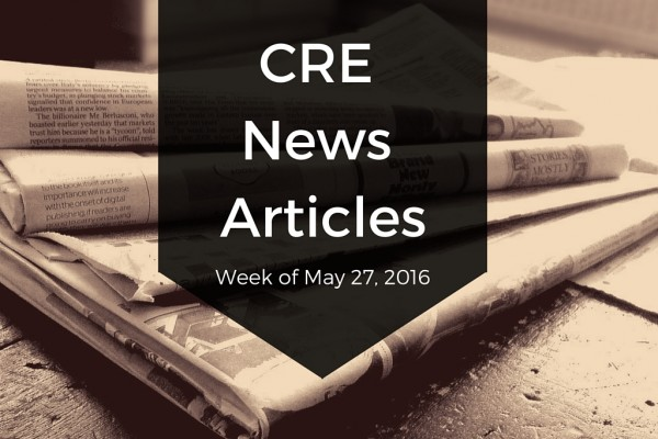 CRE News Articles - Rescour May 27