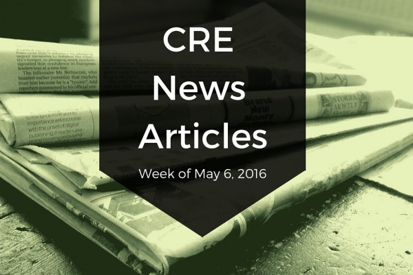 CRE News Articles - Rescour May 6
