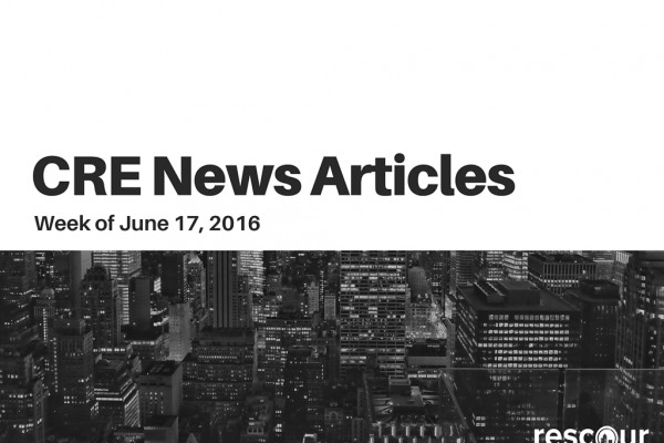 CRE News Articles - REscour June 17
