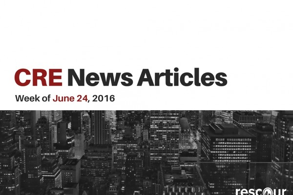 CRE News Articles - Rescour June 24
